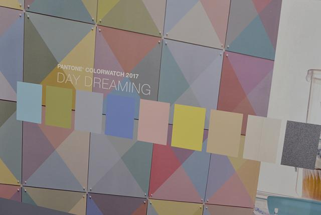 Pantone Day Dreaming Palette