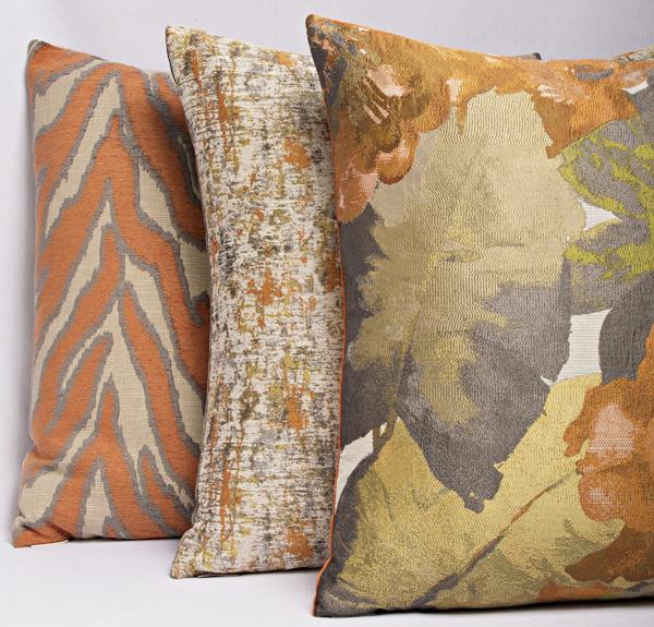 Canaan decorative pillows