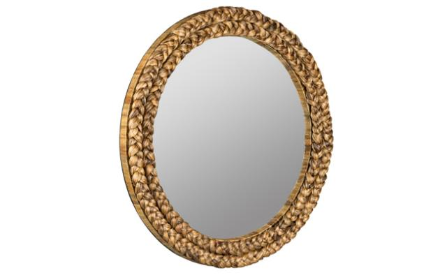 Cooper Classics Florence mirror braided