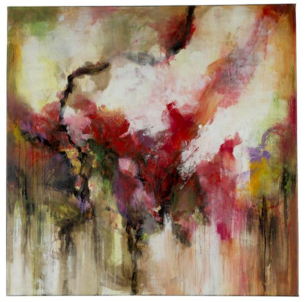 Cooper Classics Abstract Storm wall art