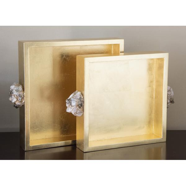 Couture Lamps Astoria Quartz trays