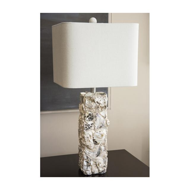 Couture Lamps shell lamp