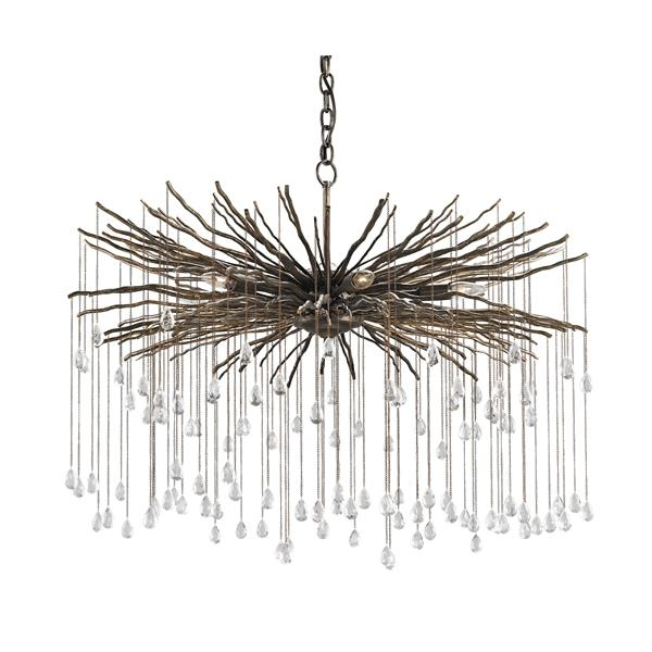 Currey & Company Fen chandelier