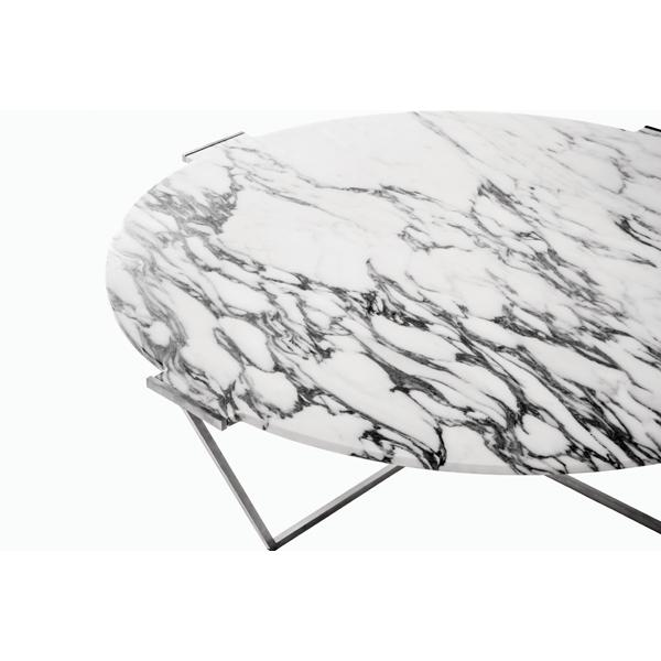 Dupuis Design Collective Cozumel marble table