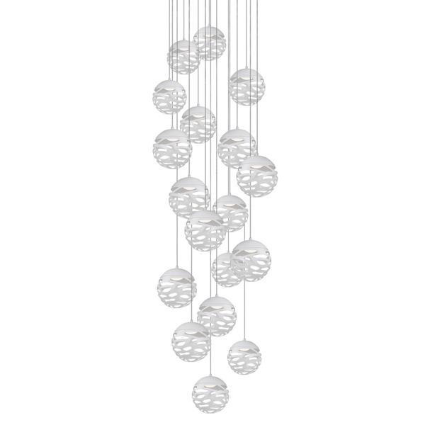 Kuzco Lighting LED multi pendant
