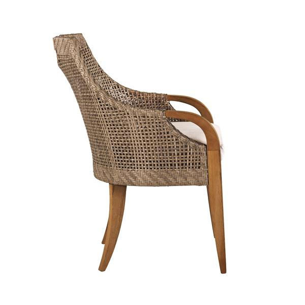 Lane Venture Edgewood dining armchair