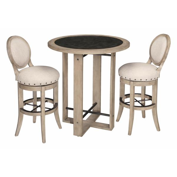 LaurelHouse Designs pub table and bar stools