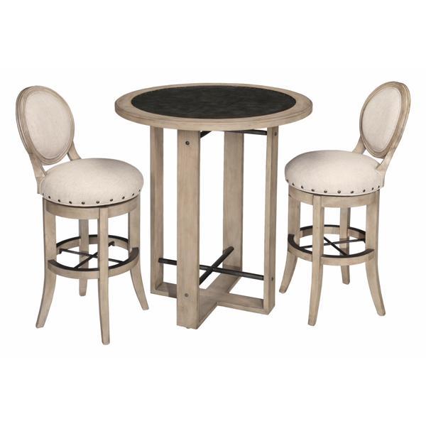 LaurelHouse Designs pub table and bar stools
