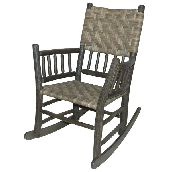 Old Hickory Furniture Glacier Rocker