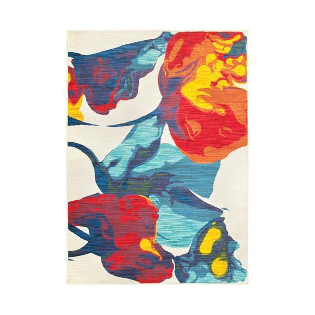 Oriental Weavers Cali floral rug