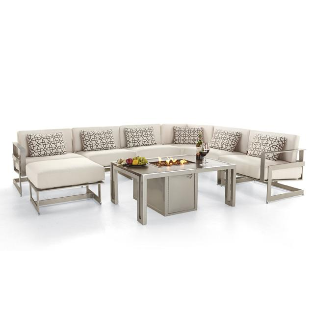 Pride Family Brands sectional