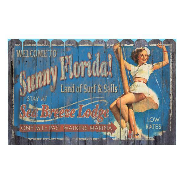 Vintage Florida Sign