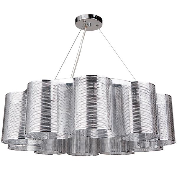 Sircle contemporary chandelier