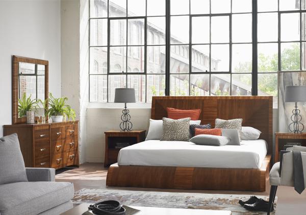 Somerton Dweling Milan bedroom furniture