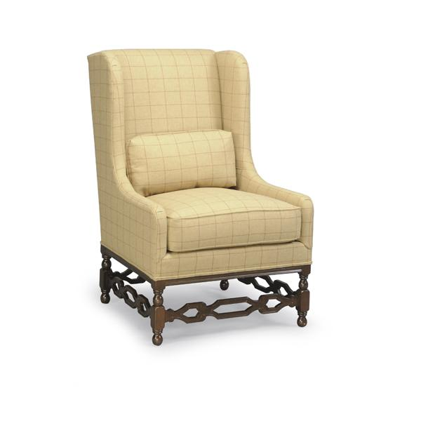 Julie Browning Bova Wellington wing chair