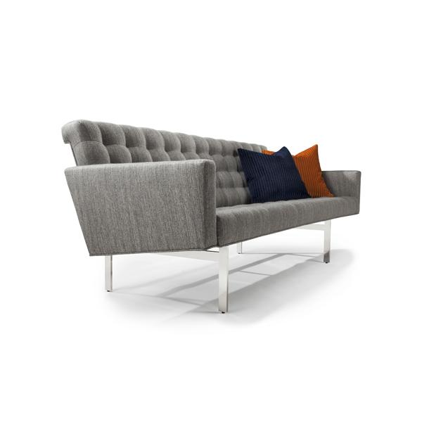 Thayer Coggin Milo Baughman Spacey sofa